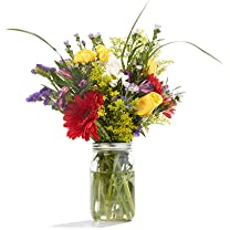 Product image of Occasion Medium Mason Jar Bouquet
