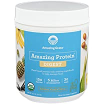 Product image of Plant-Based Collagen and Glow and Digest Protein Powders