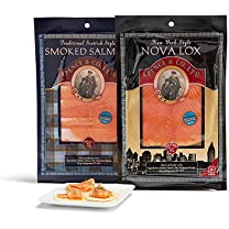 Product image of Nova Lox and Scottish Smoked Salmon