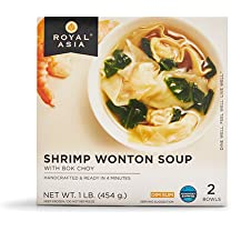 Product image of Shrimp Wonton Soup, 2 pk