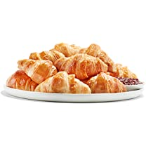 Product image of Mini Butter or Chocolate Croissants, 12 pk