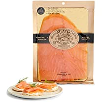 Product image of Cold or Hot Smoked Salmon