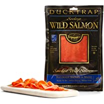 Product image of Cold Smoked Sockeye Salmon