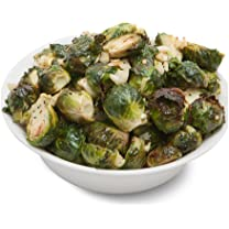 Product image of Roasted Brussels Sprouts & Spinach with Lemon Confit