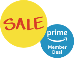 Prime Member Deals and Sale, Save two ways