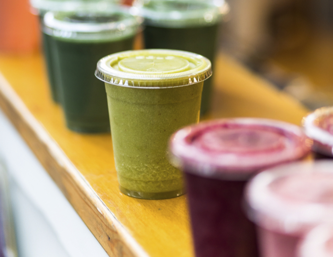 Image for Downtown LA  Juice Bar