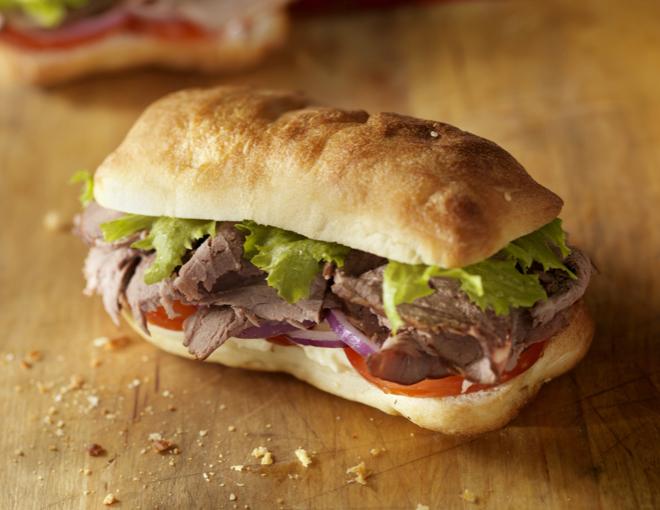 Image for Tribeca Sandwiches