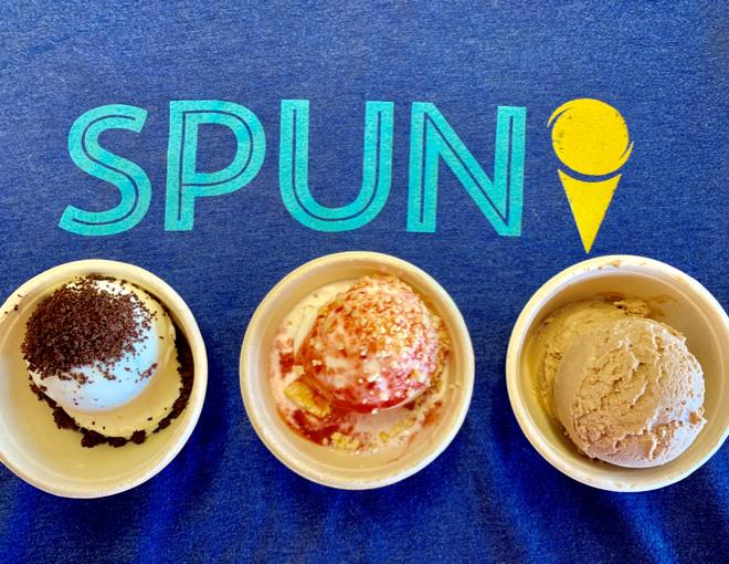 Image for SPUN