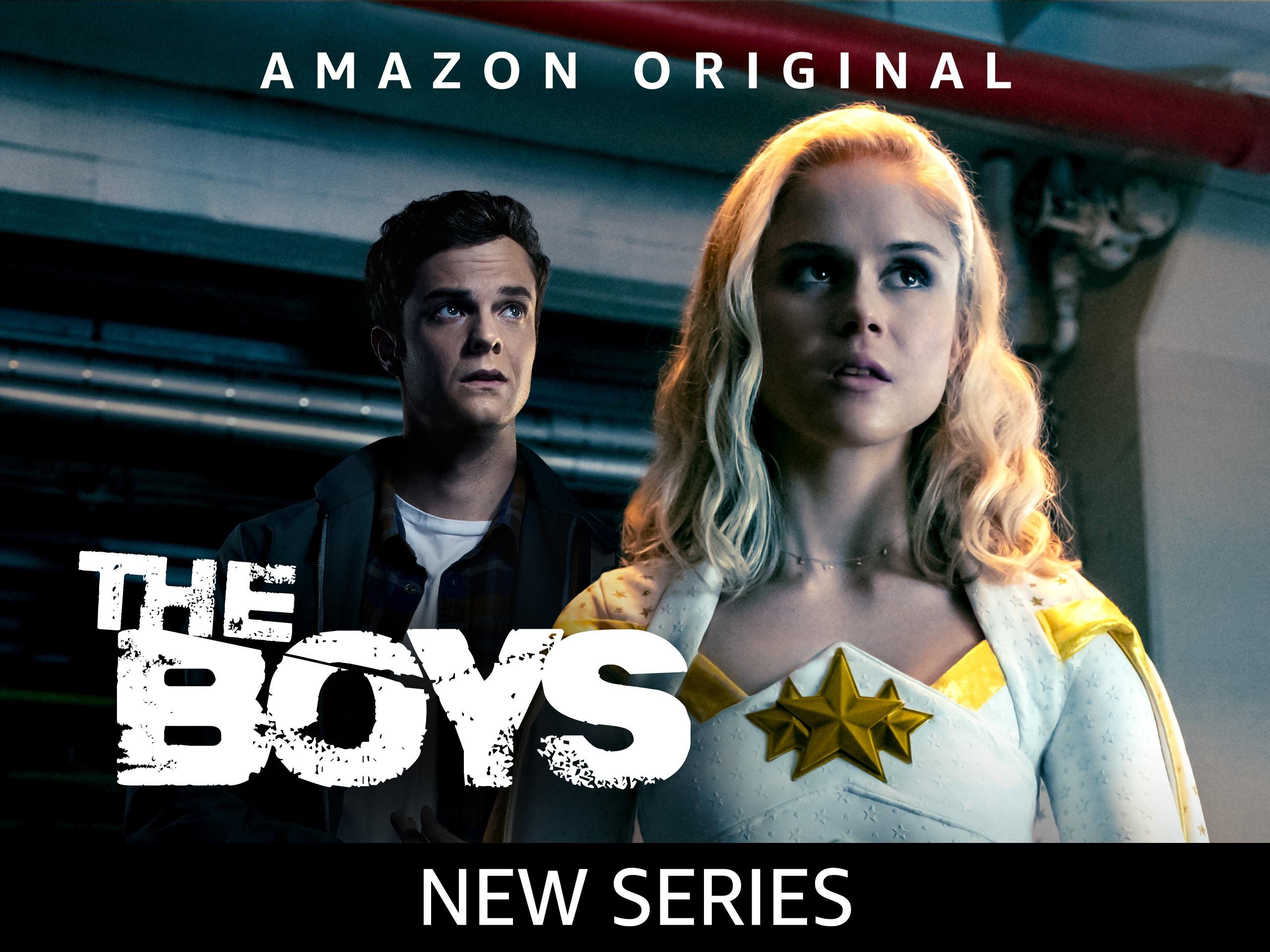 Watch The Boys Season 1 | Prime Video