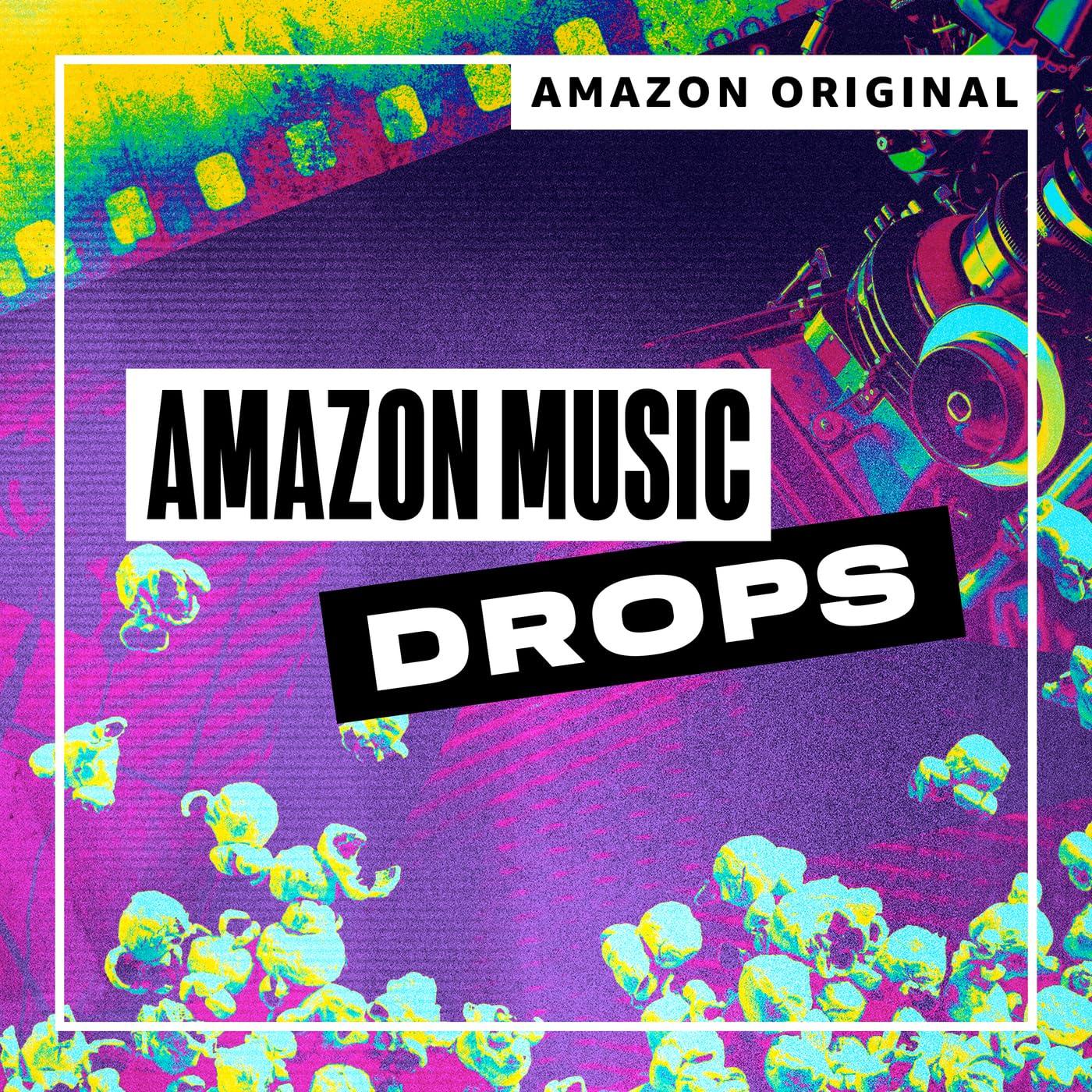 Amazon Music Drops