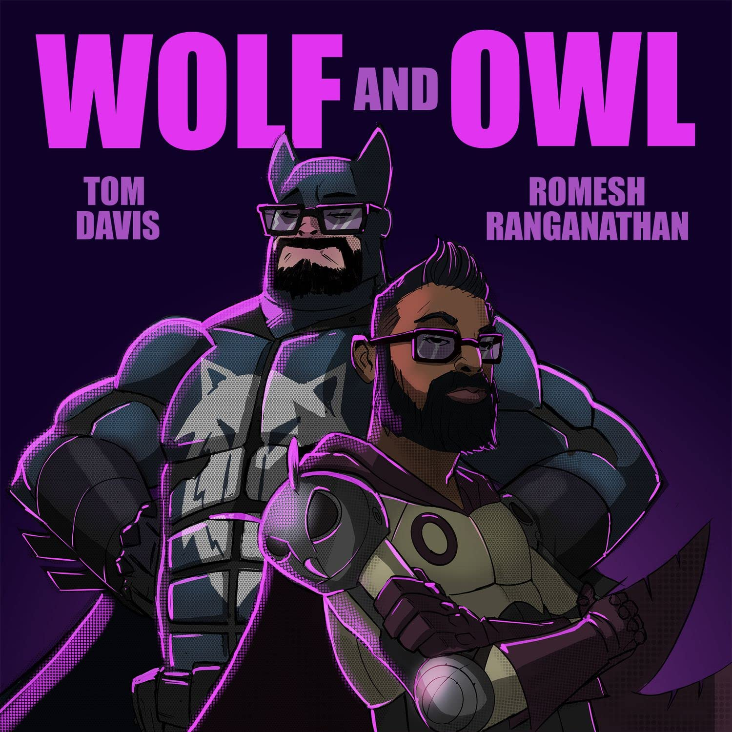 Wolf and Owl