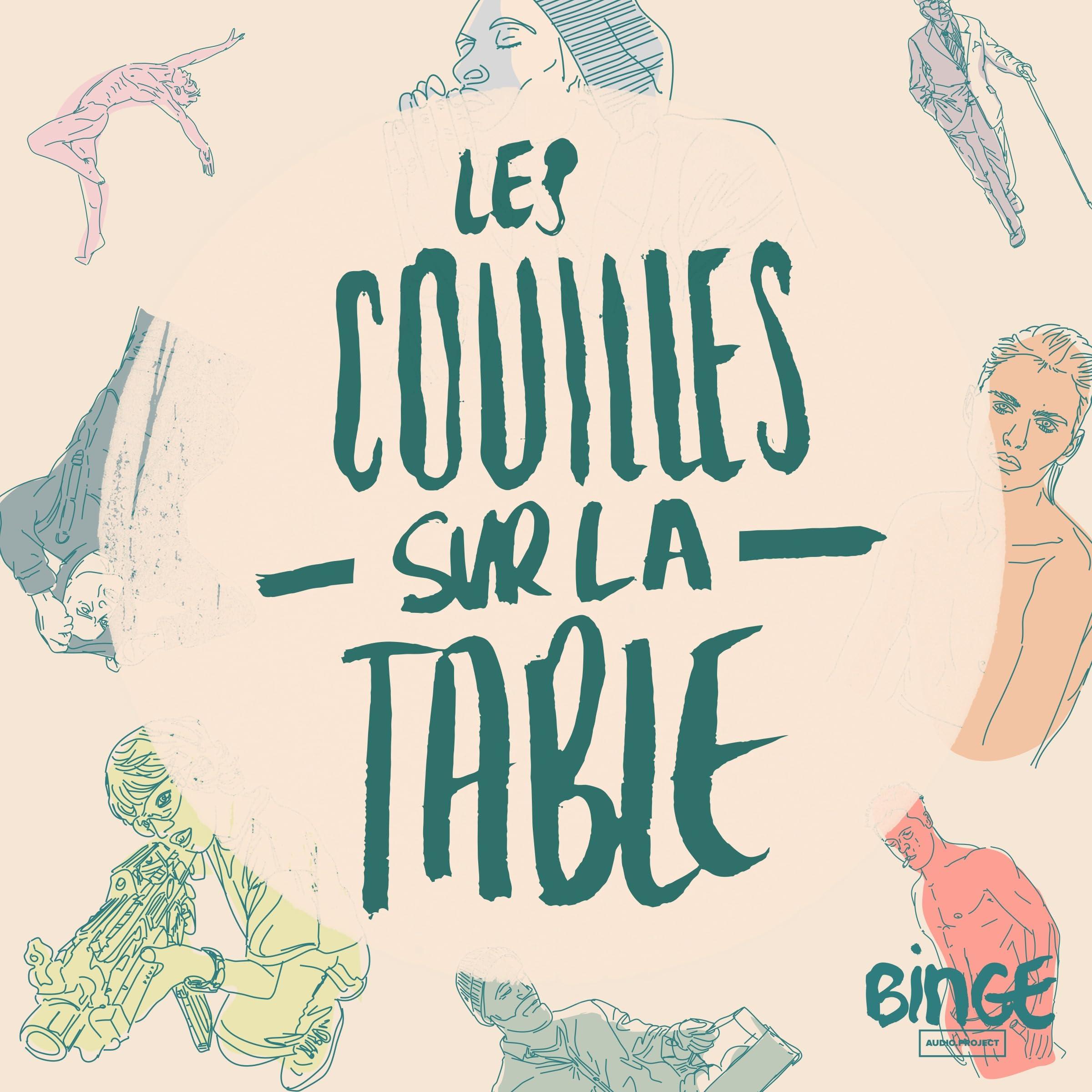 Les Couilles sur la table