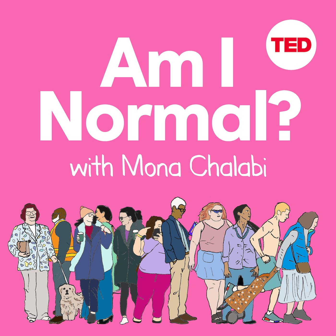 Am I Normal? with Mona Chalabi