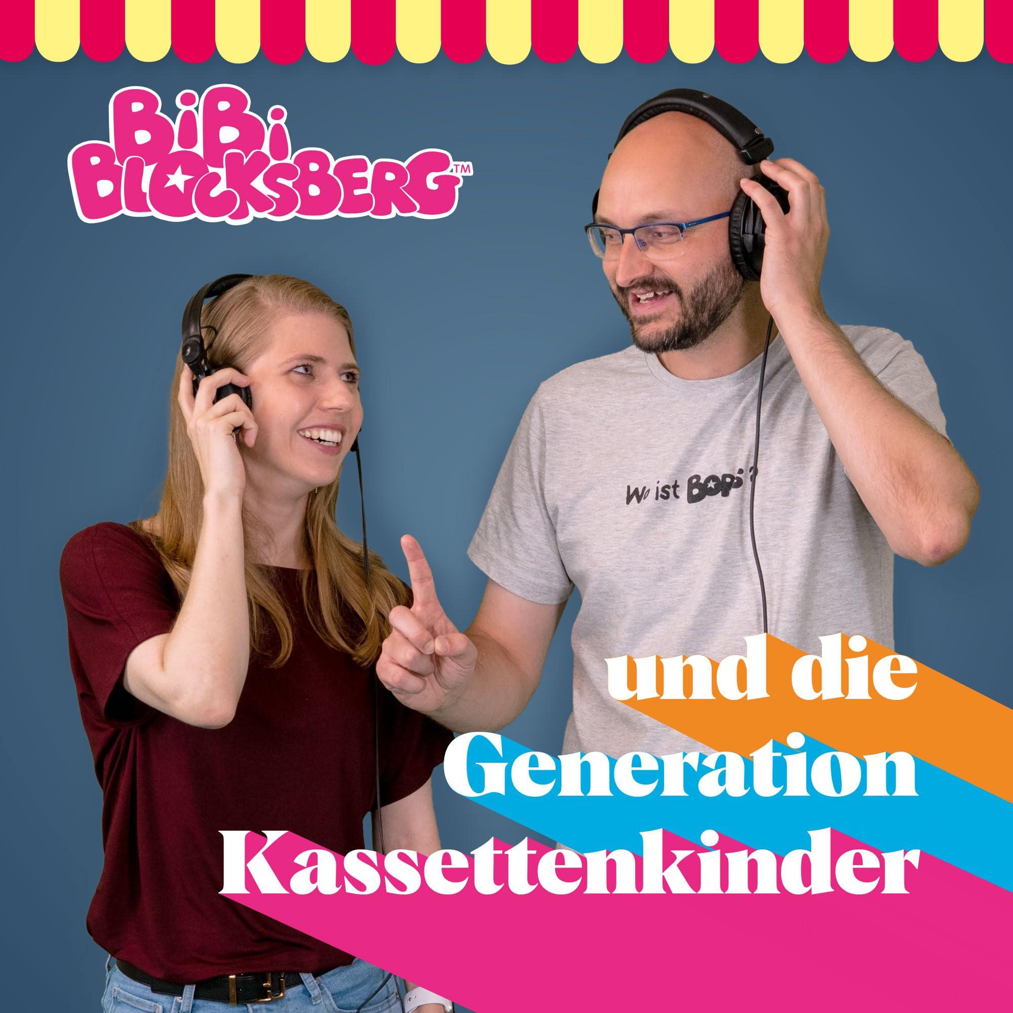 Bibi Blocksberg und die Generation Kassettenkinder