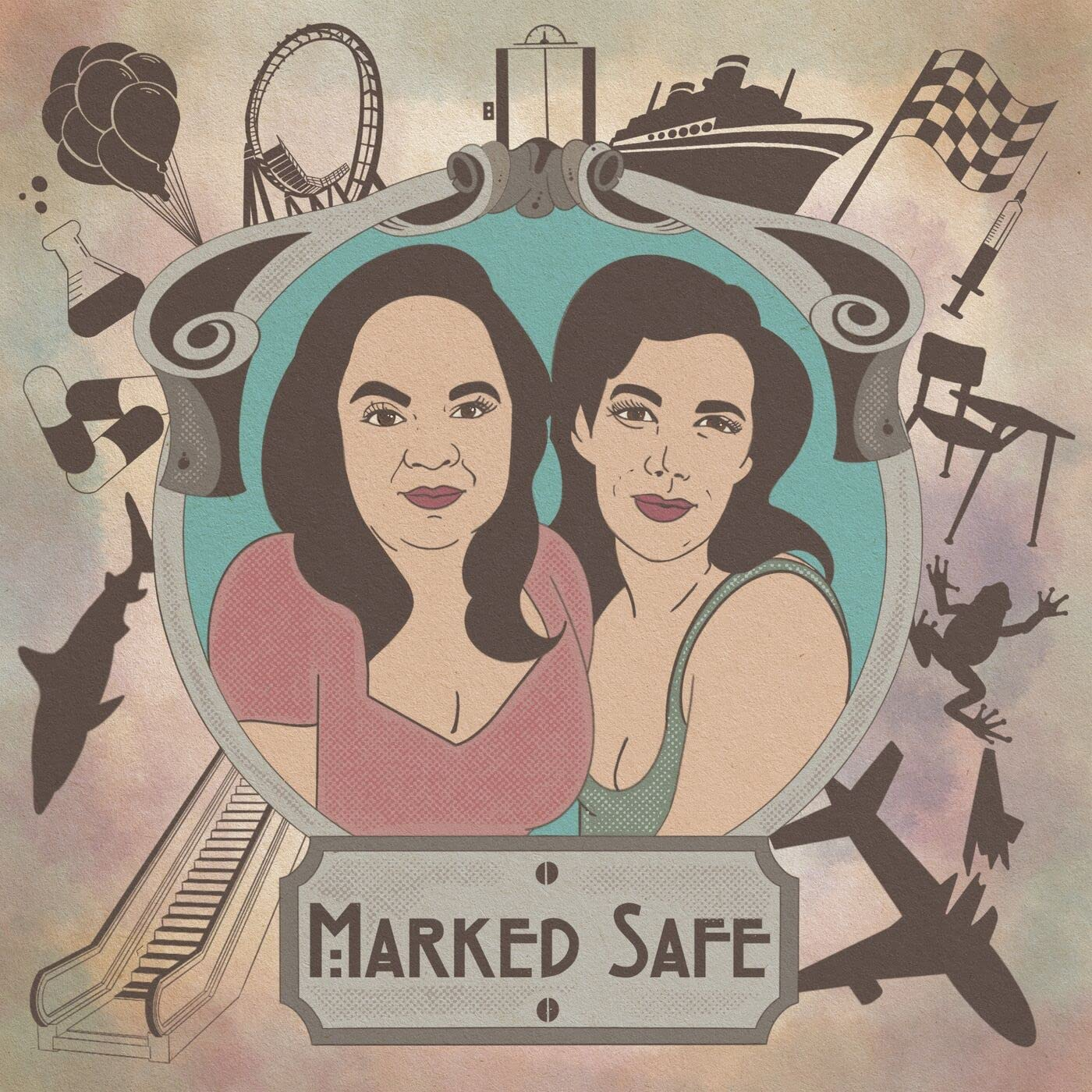 Marked Safe: A Disaster Podcast