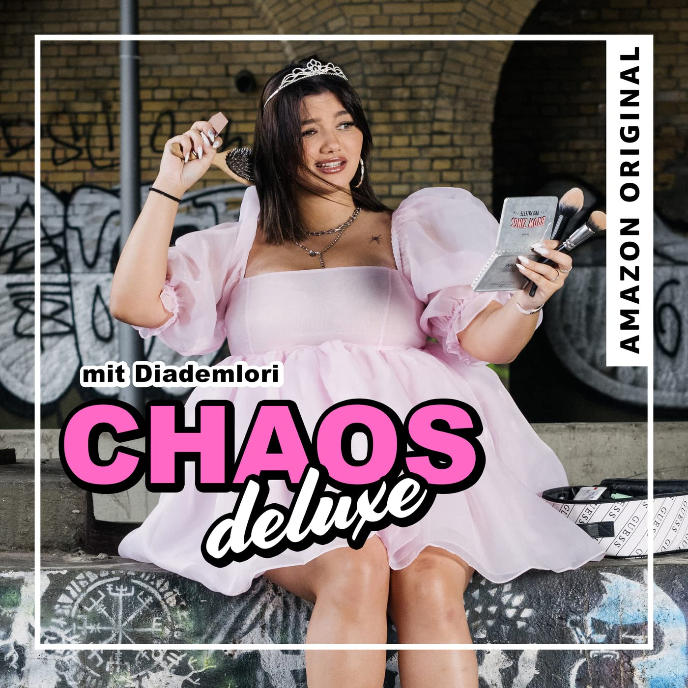 Chaos Deluxe mit Diademlori