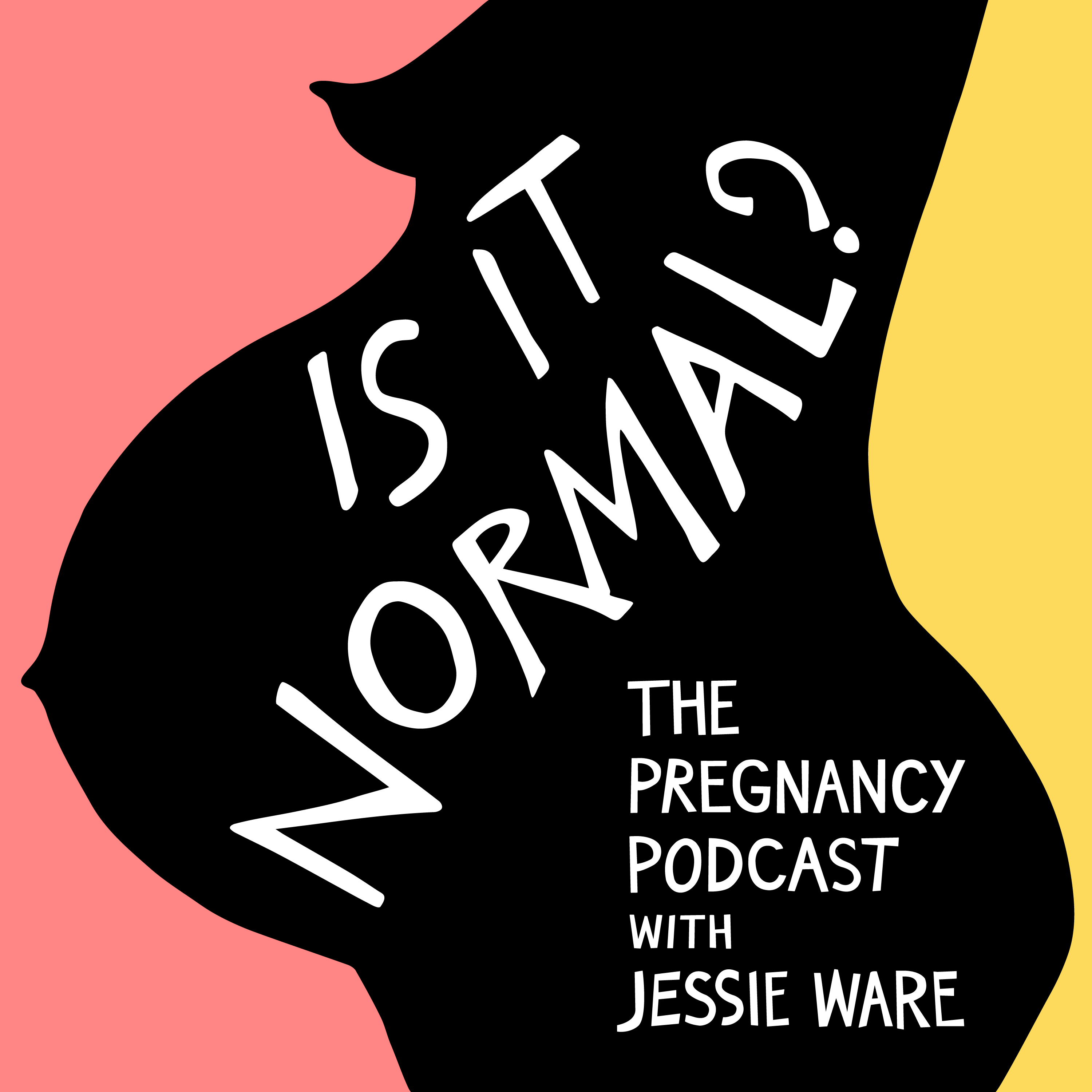 Is It Normal? The Pregnancy Podcast With Jessie Ware
