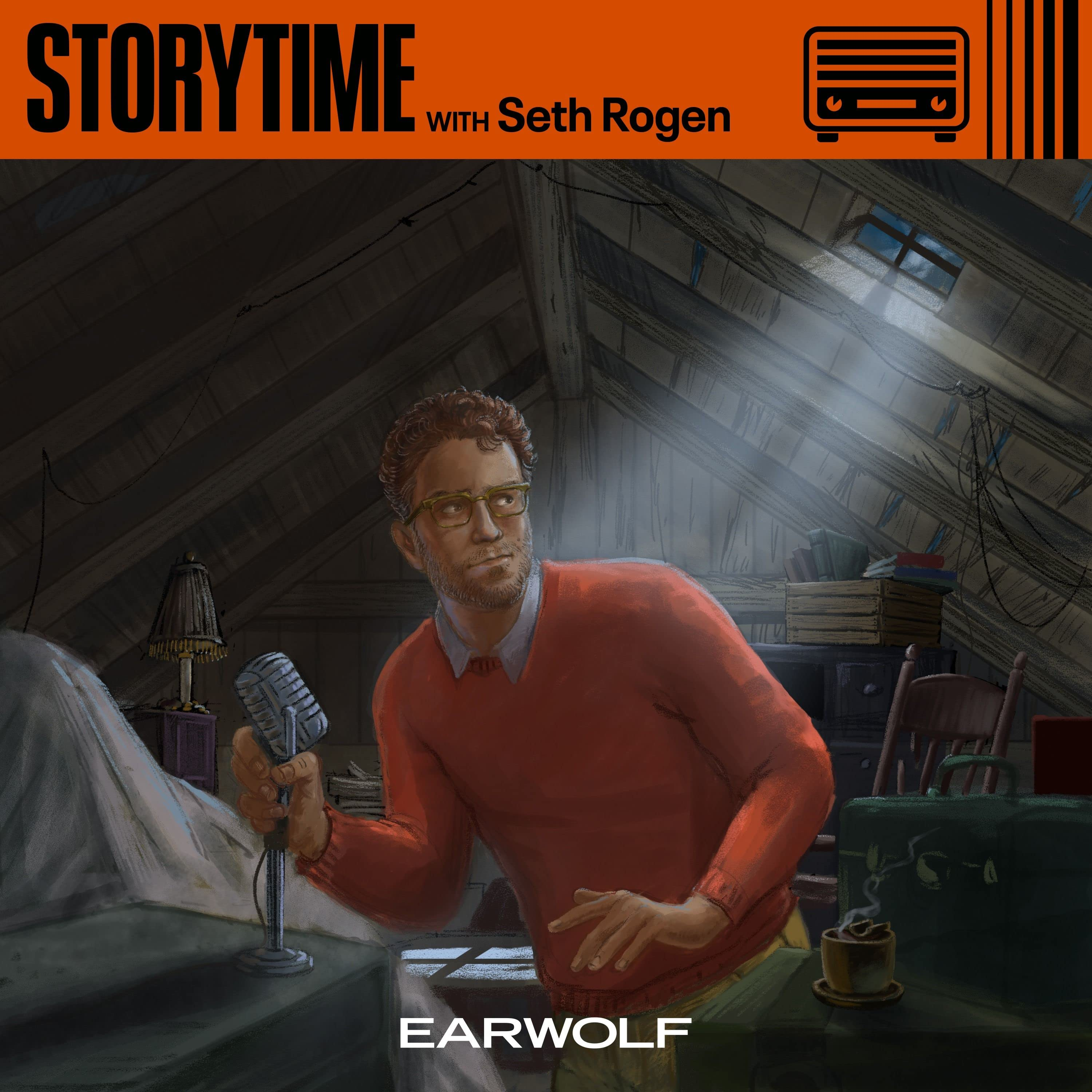 Storytime with Seth Rogen