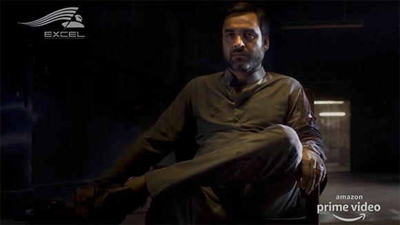 The character shown in the image said the dialogue 'Darr Ki Dikkat Yehi Hain Ke Wo Kabhi Bhi Khatam Ho Sakta Hain' . Identify the character.