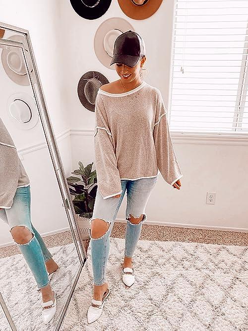 On Plus Size Stretch Denim Capri Suko Jeans Women/'s Pull with Pockets
