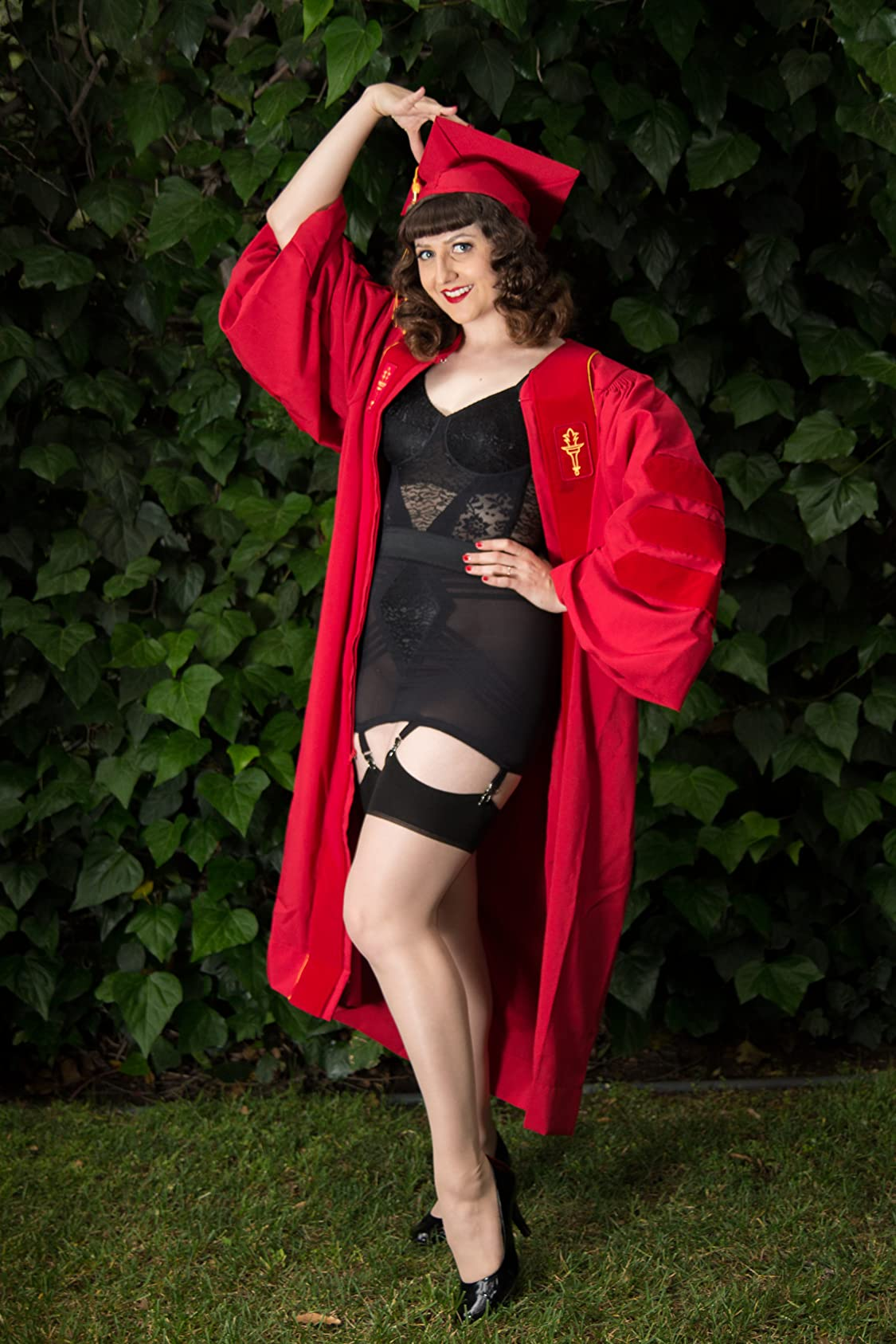 1960s – 1970s Lingerie & Nightgowns Rago Style 1361 - Open Bottom Girdle Firm Shaping  AT vintagedancer.com