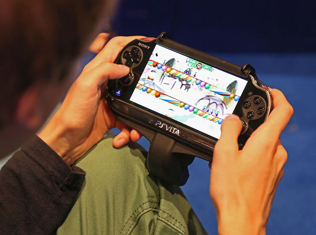 The 5 Best PS Vita Games