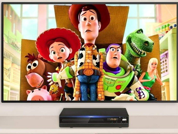 Best DVD Players for TV