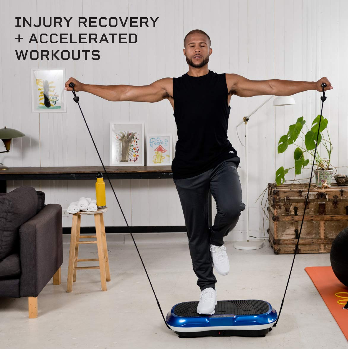 If You Thought Your Workout Was Effective, Wait Until You Try It On These Vibration Plates