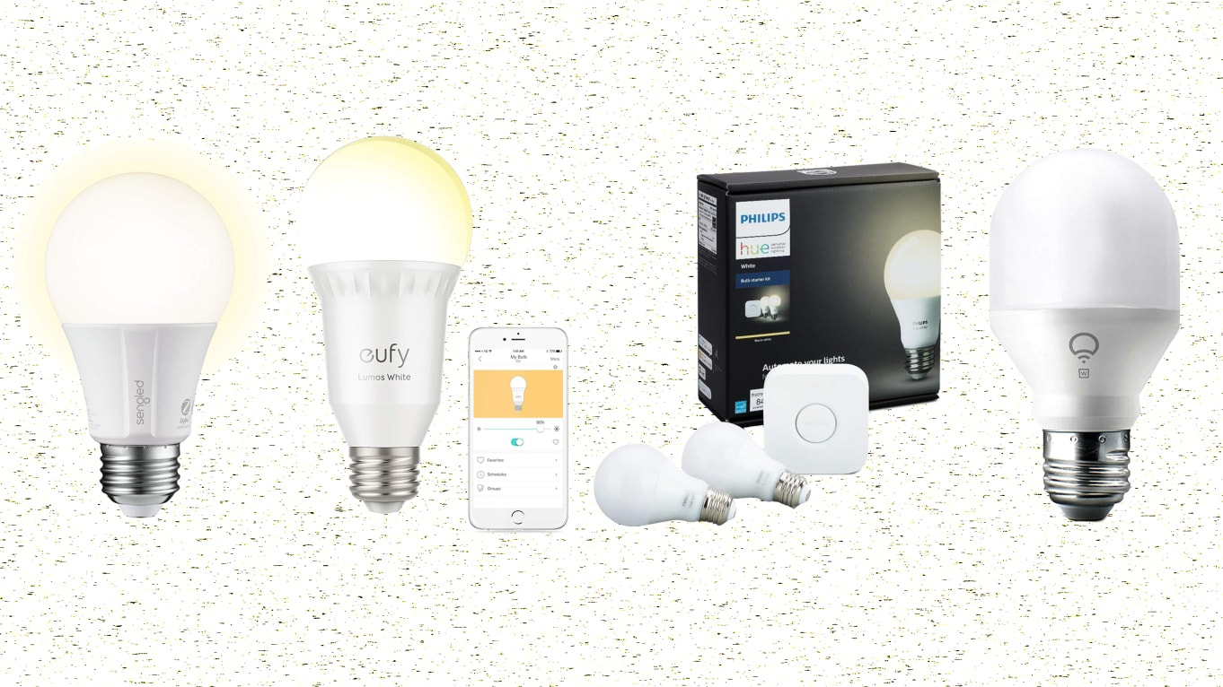 The Best Smart Lights For Any Budget