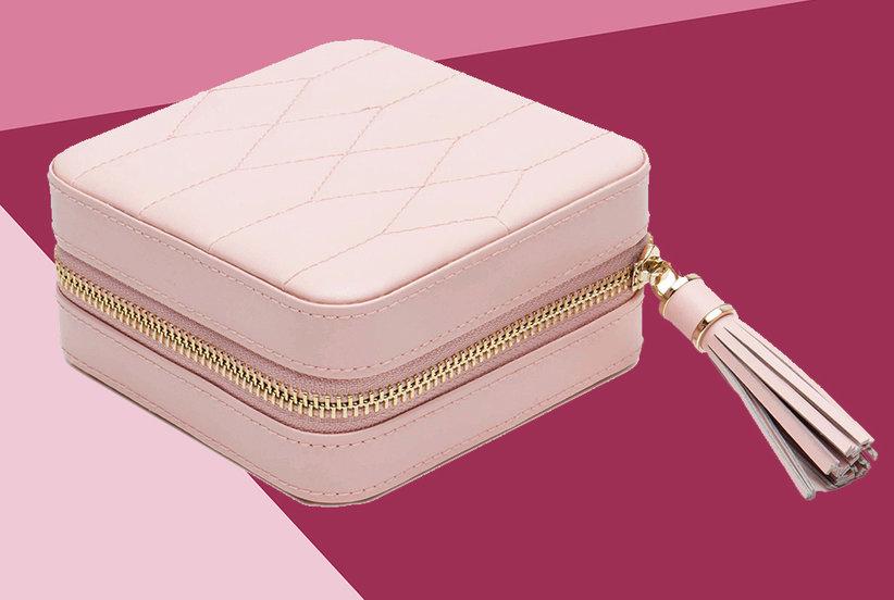 The 7 Prettiest Travel Jewelry Cases
