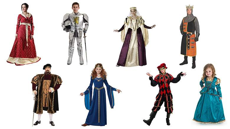 Best Renaissance Fair Costumes