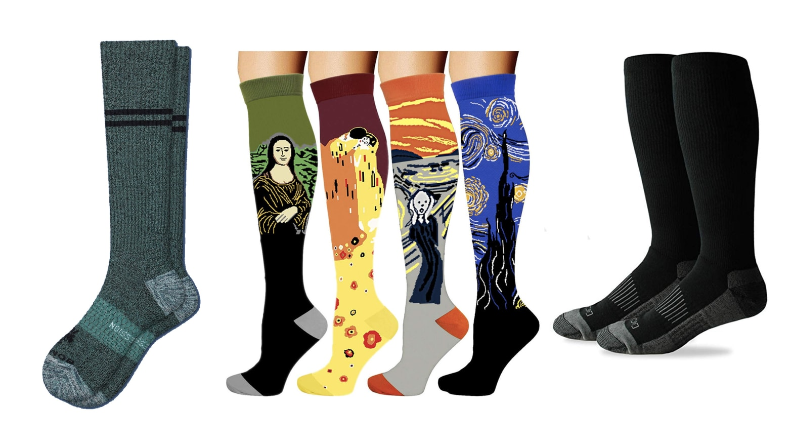 The Best Compression Socks for a Healthier Lifestyle