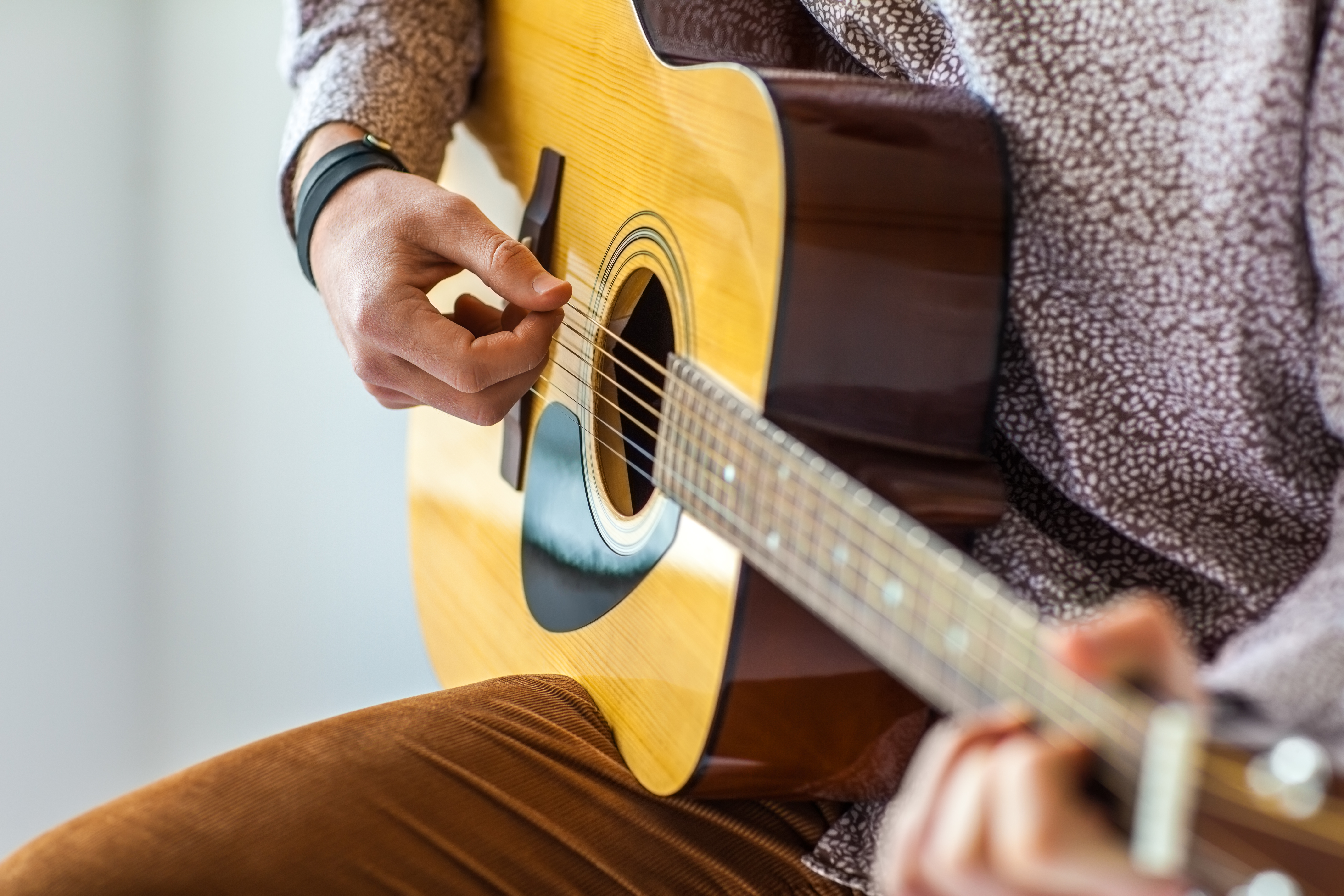 These Acoustic Guitars Are Affordable, So You Won't Be Afraid To Take Them Everywhere You Go