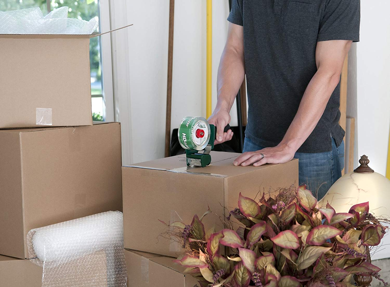 Move, Repair, and Ship With Confidence With These Durable Packing Tape Rolls