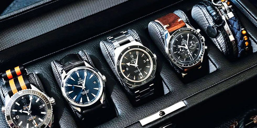 Watch Cases to Store Your Collection in Style