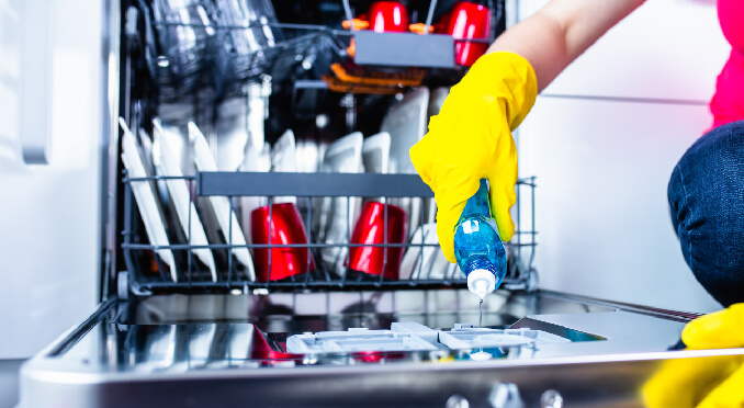 The Best Liquid Dishwasher Detergent