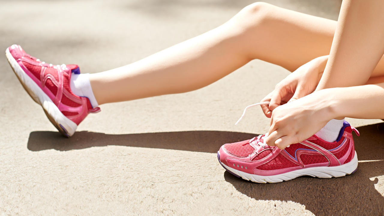 Say Goodbye to Blisters With These Super-Comfy Running Socks