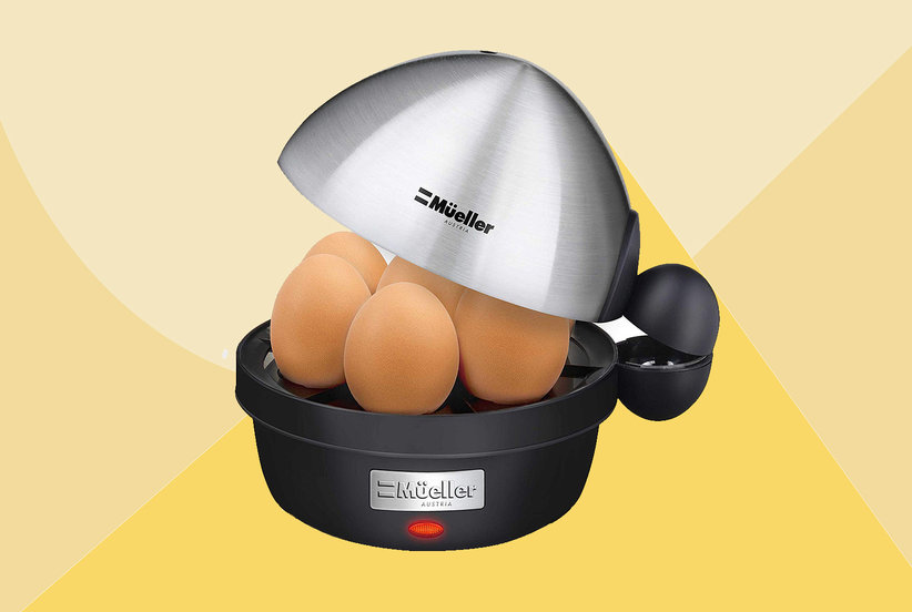 7 Brilliant Egg Cookers Perfect for Anyone Who's Ever Struggled to Make Eggs