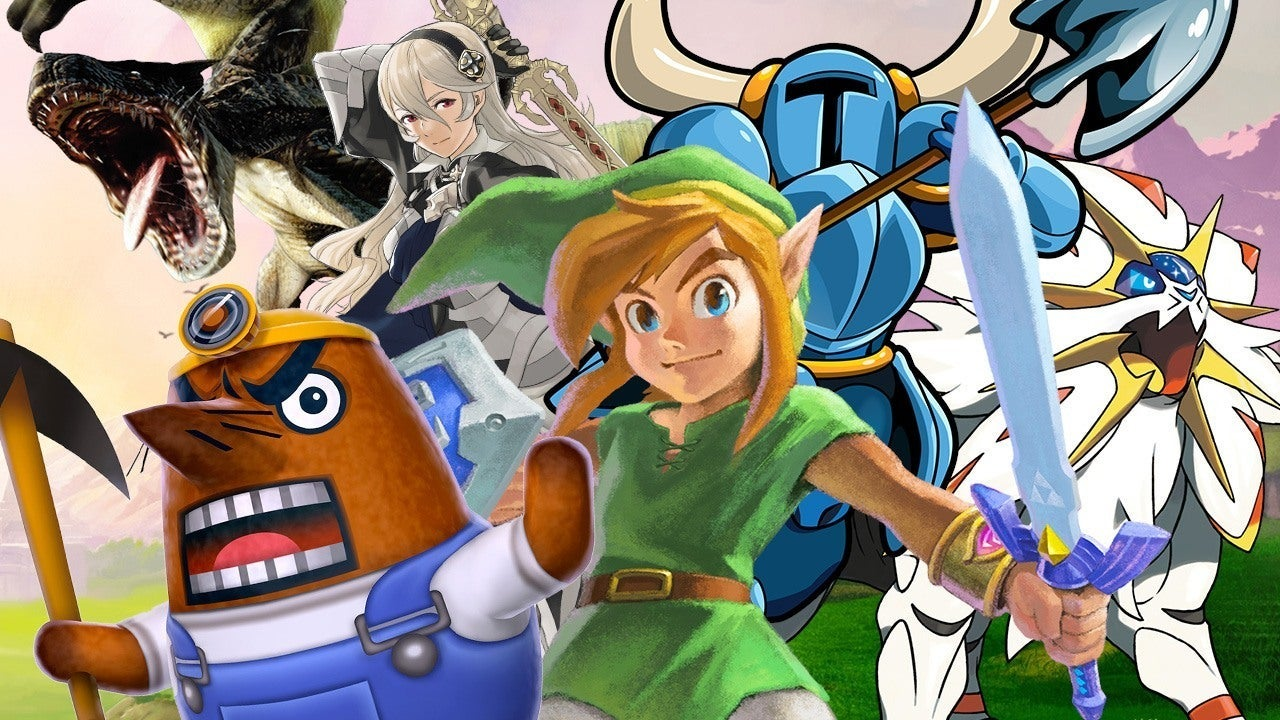 The Best 3DS Games