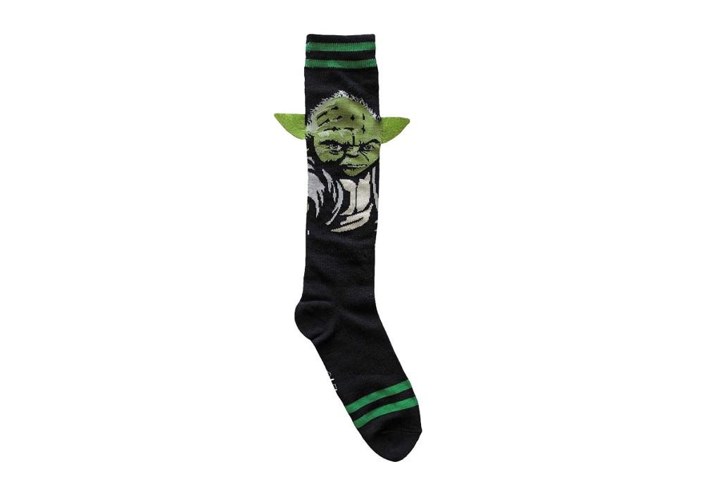 'Star Wars' Fans Need These Yoda-Themed Socks