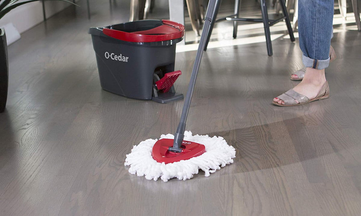 The best mop buckets