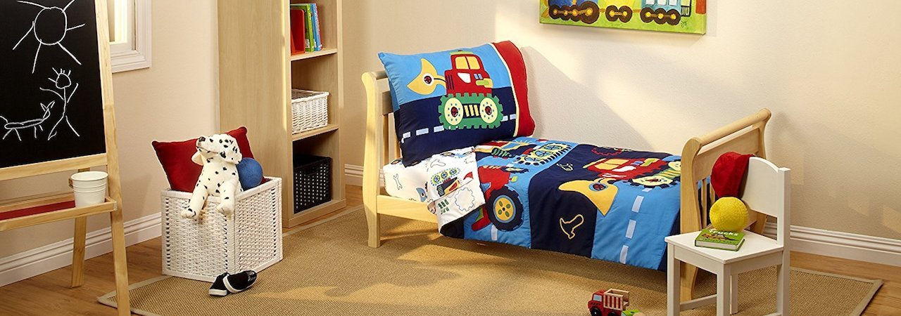 Best Boys' Character Bedding