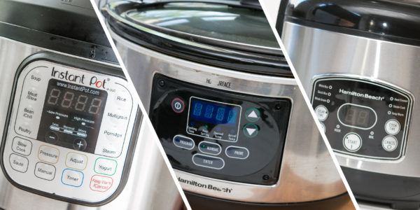 Should I Get a Pressure Cooker, a Slow Cooker, or a Rice Cooker?