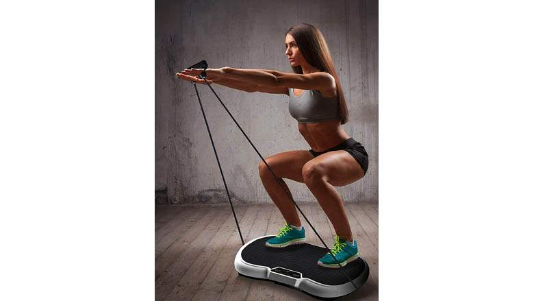 Best Vibration Machines for Home Workouts