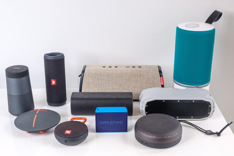 The Best Bluetooth Speakers