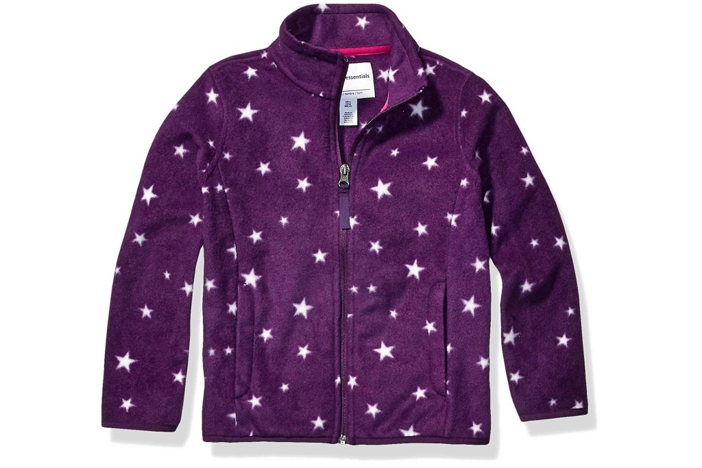 The Best Fleece Jackets for Girls With Fun Designs