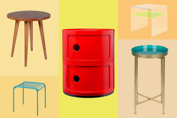 27 Cheap (But Expensive-Looking) Side Tables You Can Buy on Amazon