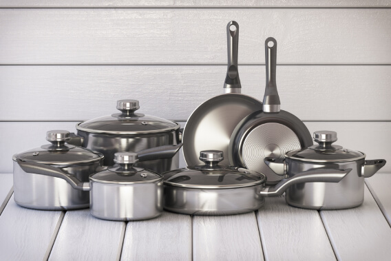 The Best Stainless Cookware