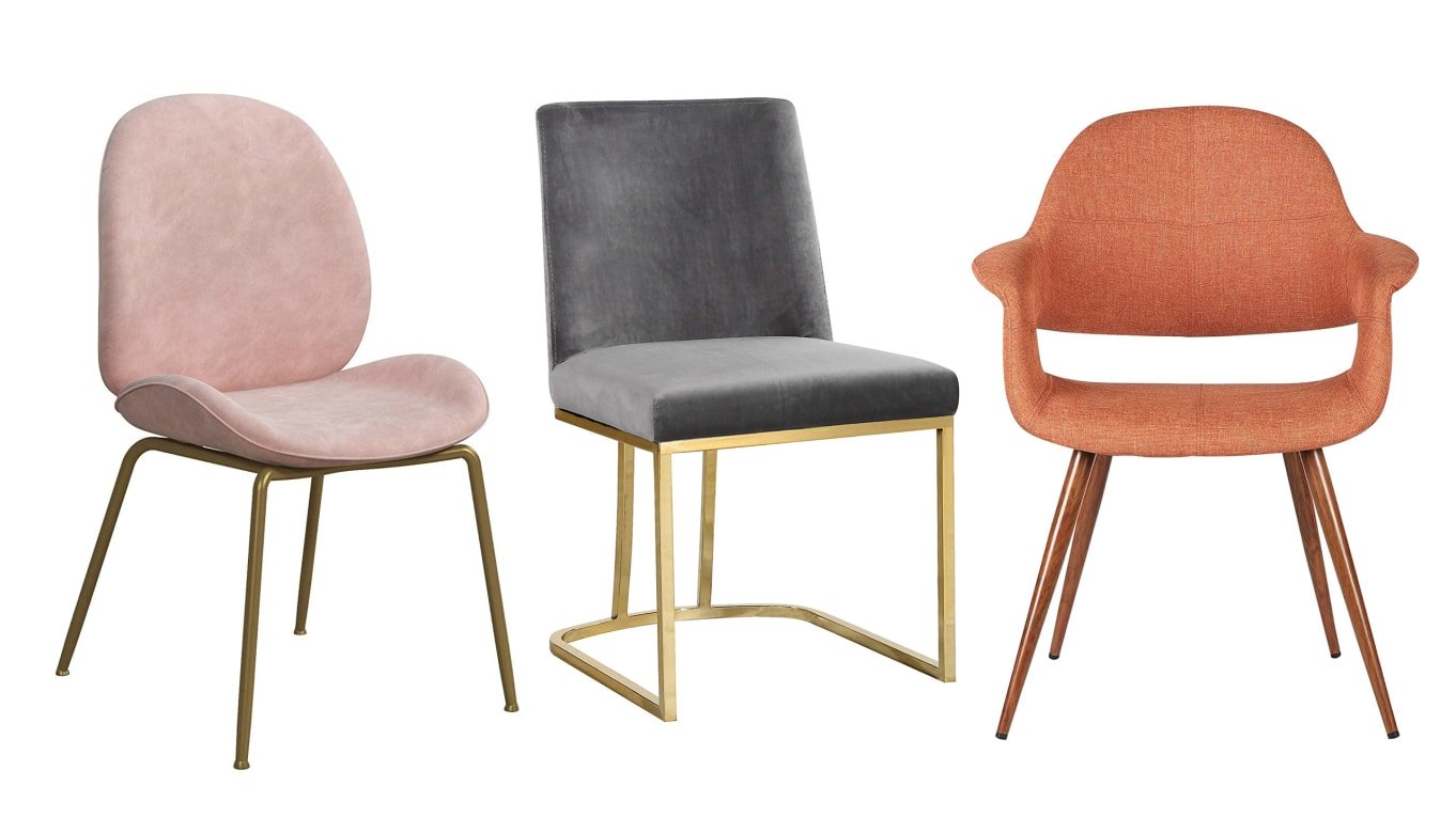 The Best Stylish Dining Chairs to Upgrade Your Dining Room
