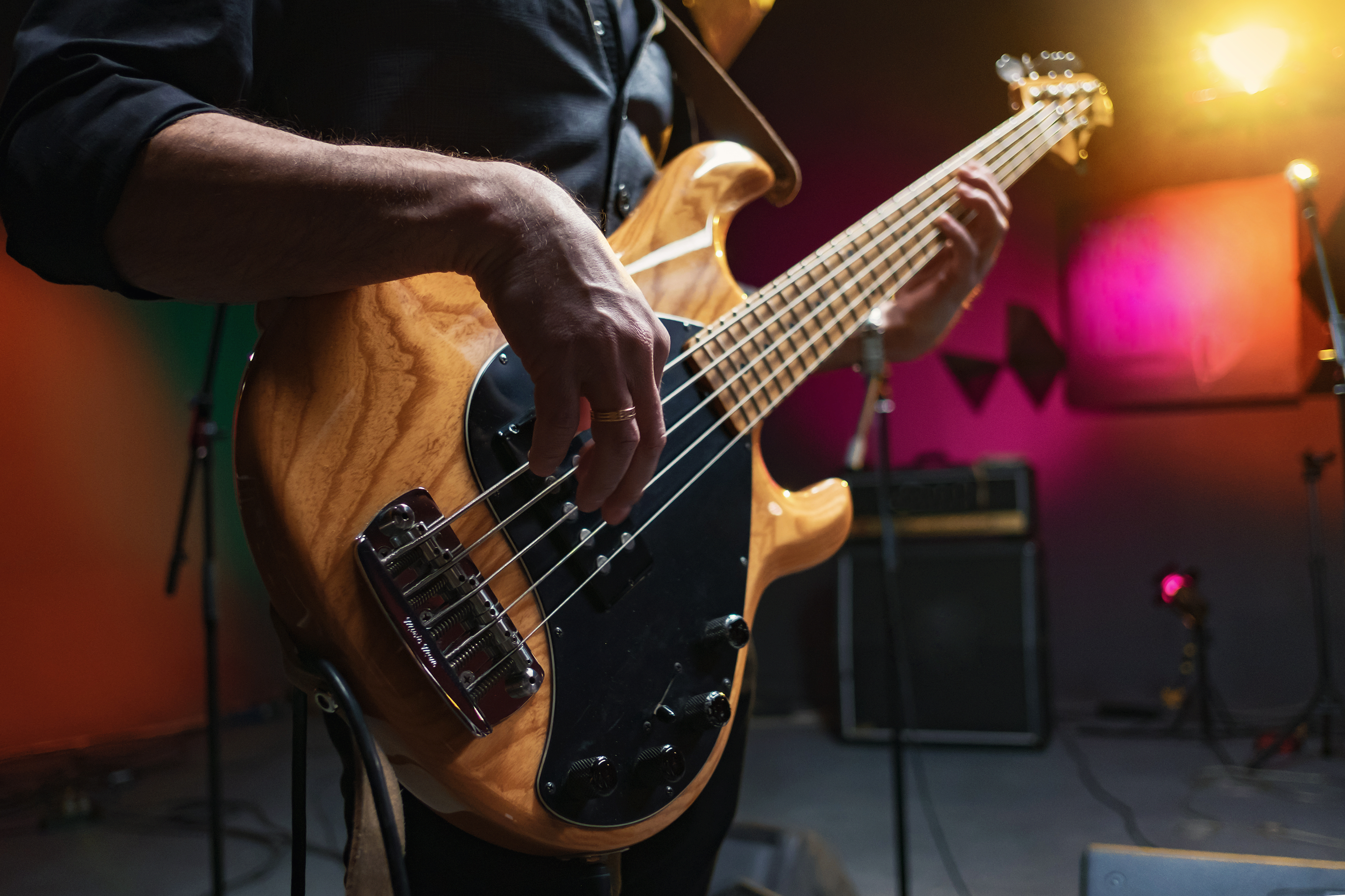 There Are Enough Guitarists. Here's Why You Should Pick Up Bass Instead